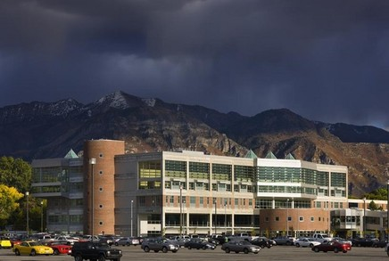 UVU Library (Digital Learning Center) - Orem Utah