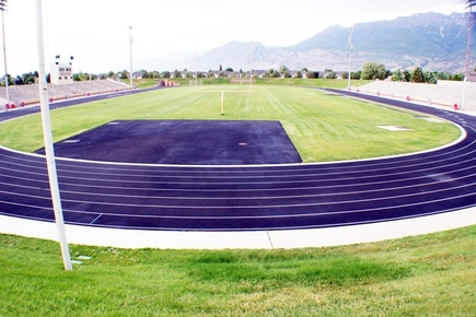 Mountain View High Football Stadium