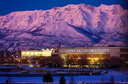 UCCU Evnets Center - UVU - Orem Utah