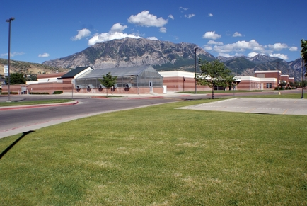 Timpanogos High Greenhouse