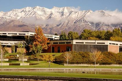 UVU Pope Science Building - Orem Utah