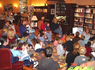 Storytelling at Orem Public Library - Orem UT