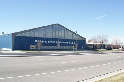 Golds Gym and Tennis Club - Orem North - Orem UT