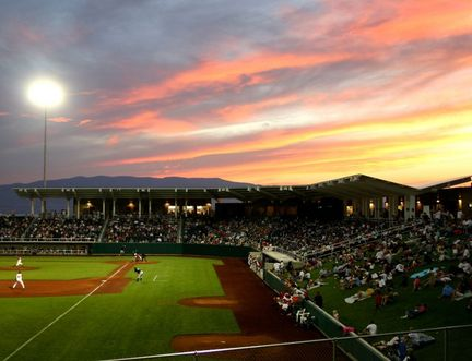 UVU Stadium - Brent Brown Ballpark - Orem Utah