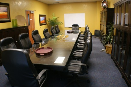 SCERA Center Board Room - Orem UT