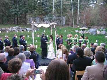 Elk Meadows Outdoor Venue - Sundance Resort Utah