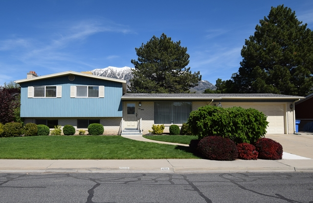 Orchard Neighborhood Multi-level Home, Orem Utah