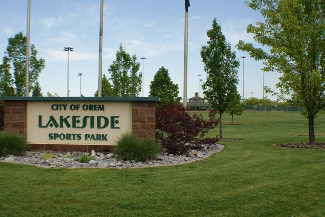 Lakeside Sports Park, Orem Utah
