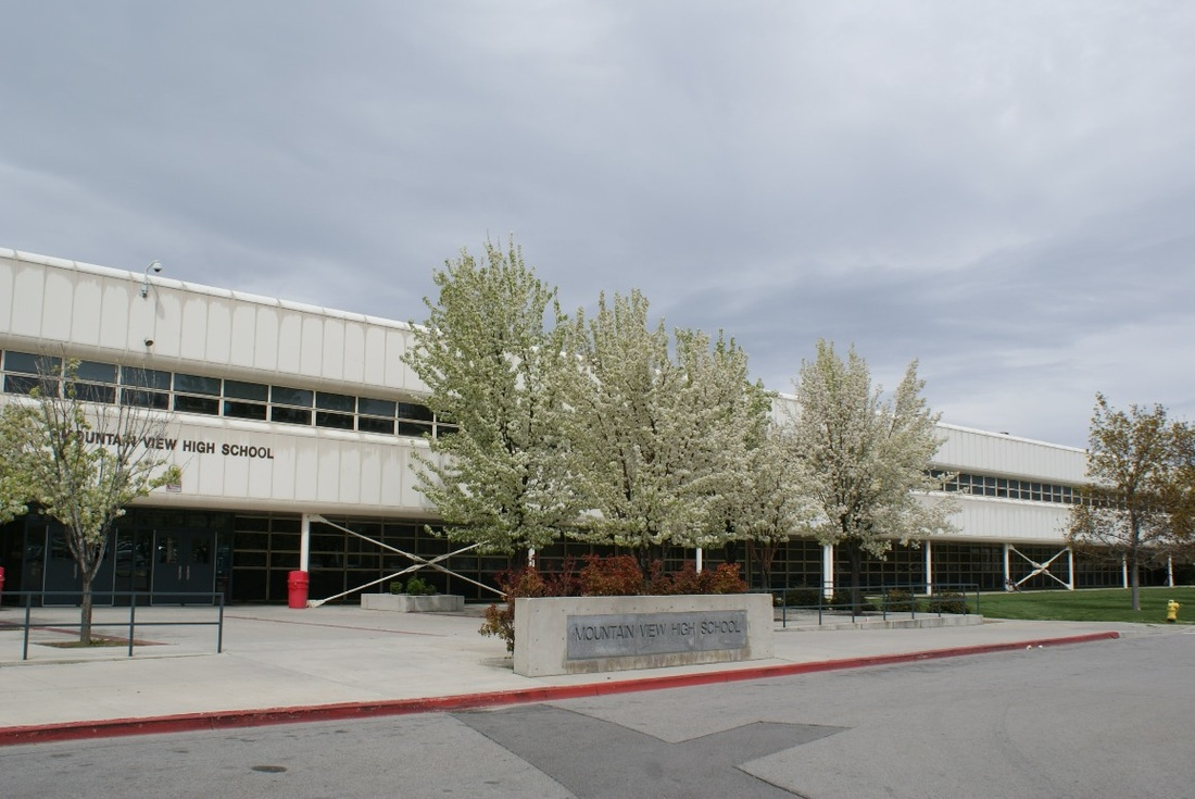 Mountain View High School, Orem Utah