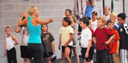 Children's Workout with CrossFit Kids Program - Orem UT