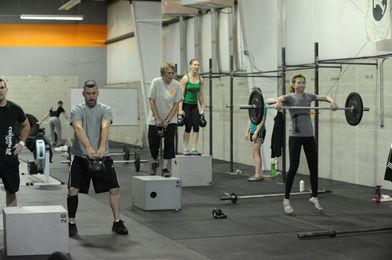 Orem Crossfit FItness Center | Fitness Gyms in Orem Utah
