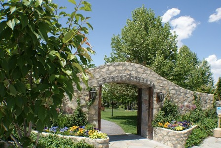 Wadley Historic Farms Main Entrance - Lindon Utah