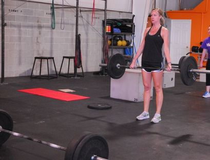 CrossFit Fitness Gym - Orem UT