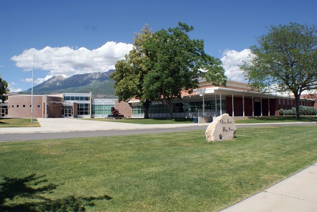 Orem Jr. High School, Orem Utah