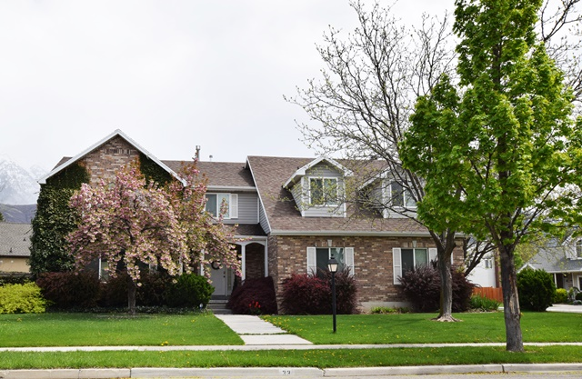 Palisades Drive Neighborhood Homes, Orem Utah