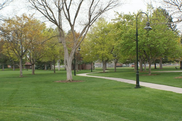 City Center Park, Orem Utah