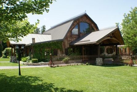 Wadley Historic Farms Barn - Lindon Utah