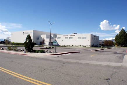 Mountain View High Gym